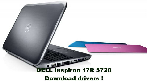 Dell Inspiron 17r Drivers Download