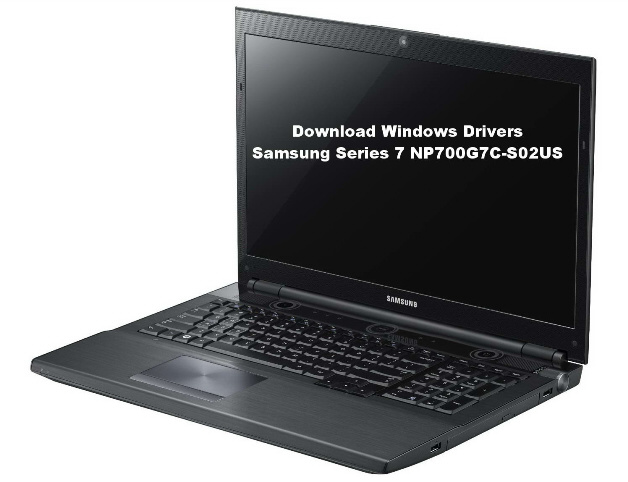Samsung Series 7 Gamer Drivers Download