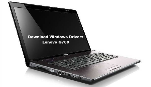 Lenovo G780 - Free Download all drivers for Windows 7 and